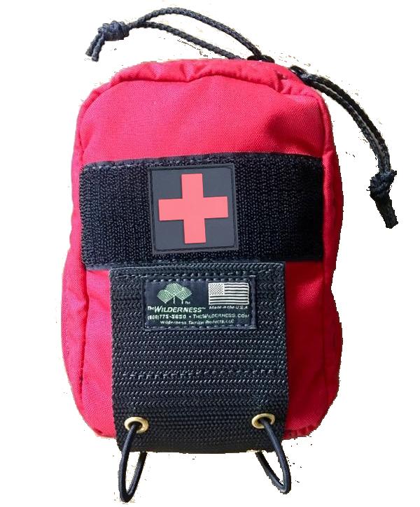 ASP Red Medical Bag