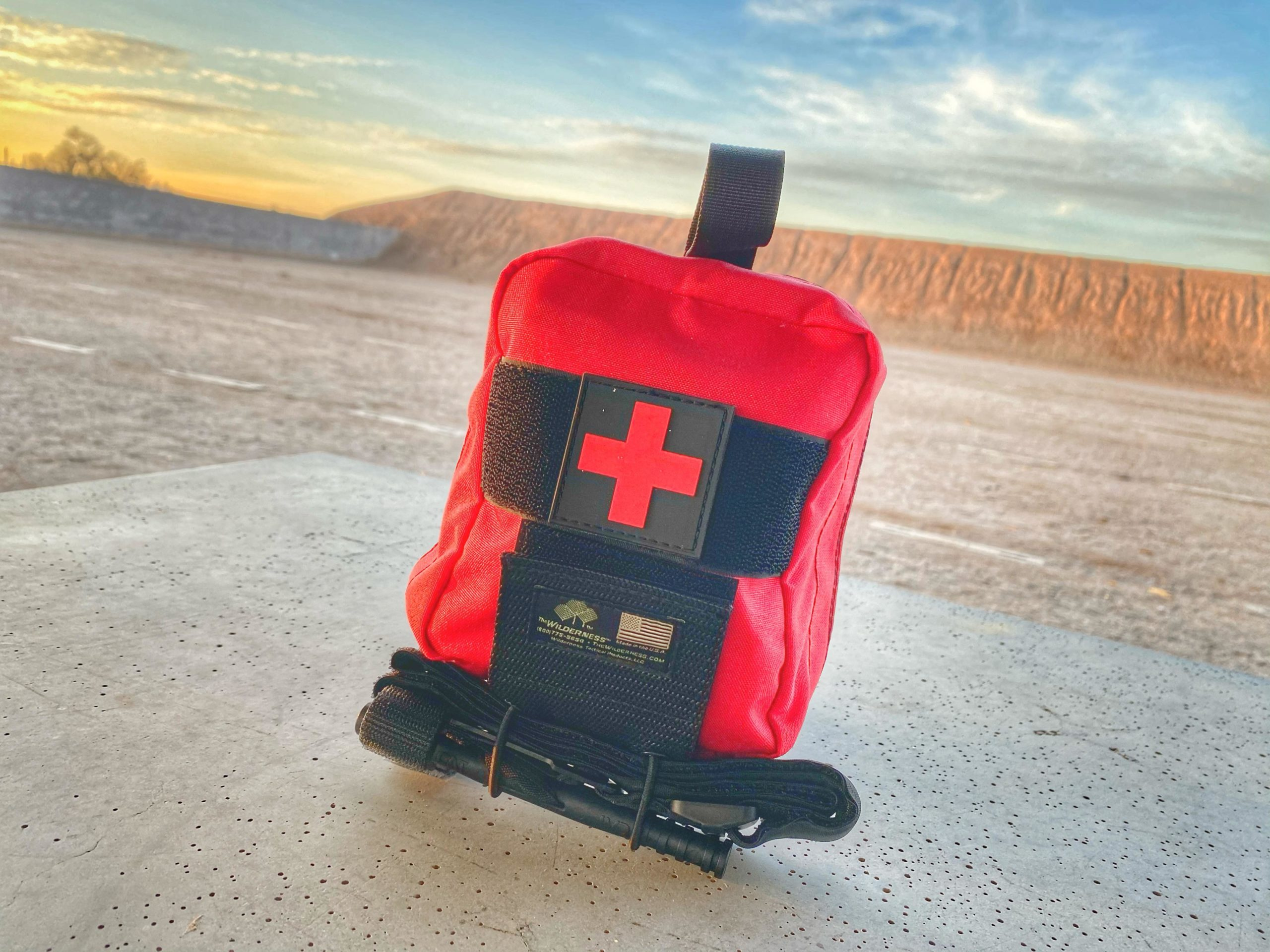 ASP Trauma Kit