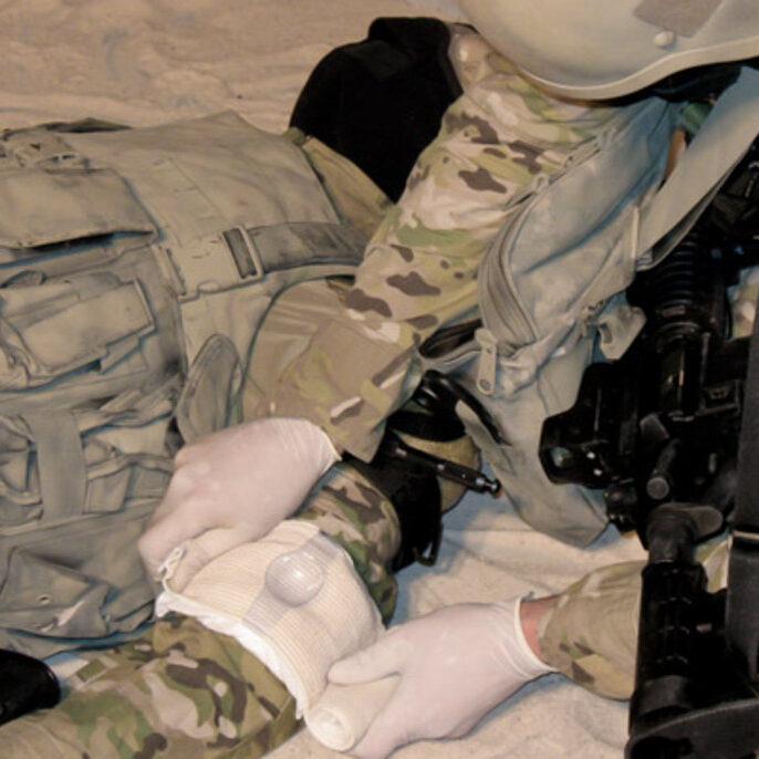 Emergency Pressure Bandage OLAES
